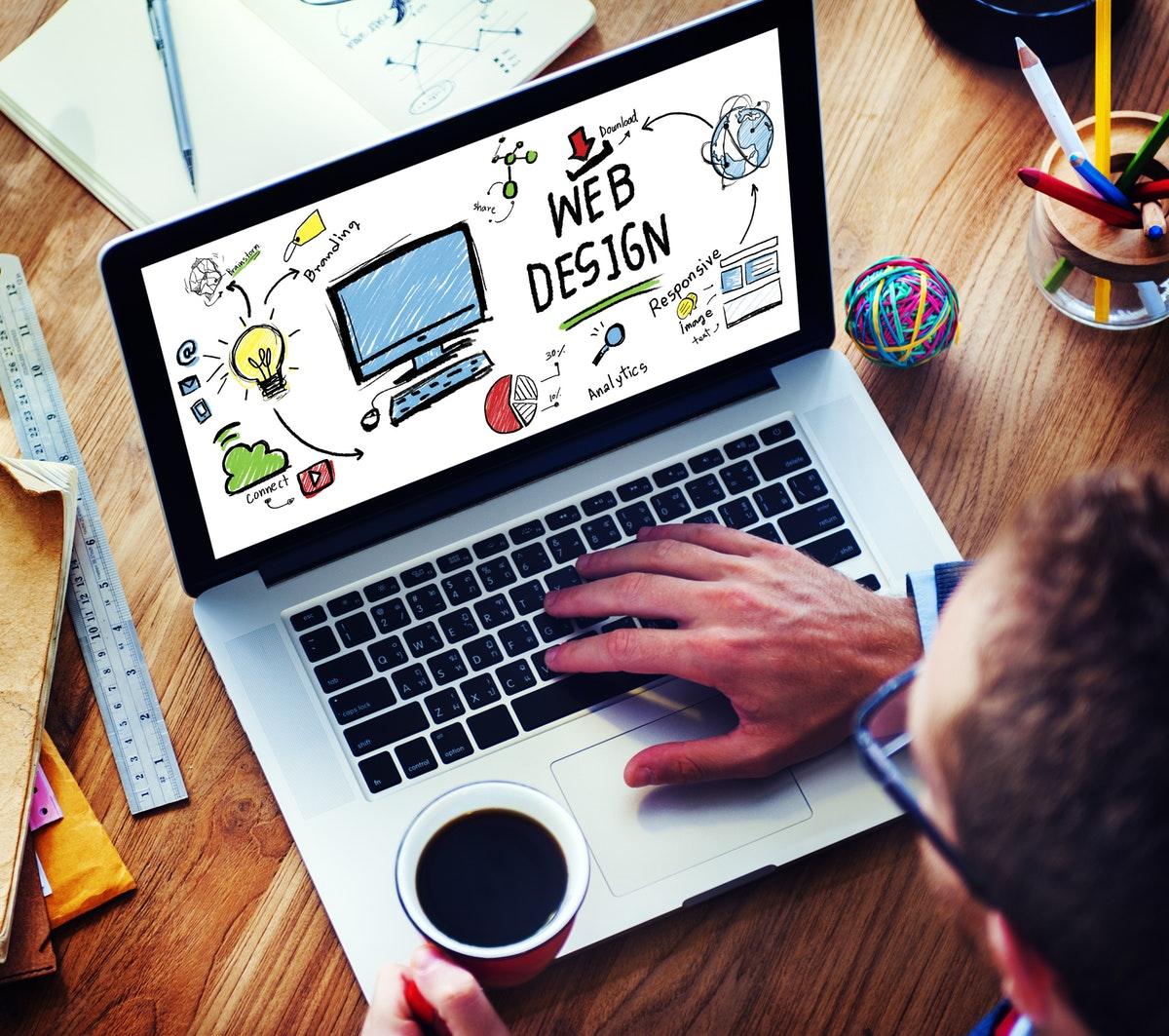 webdesign büchen